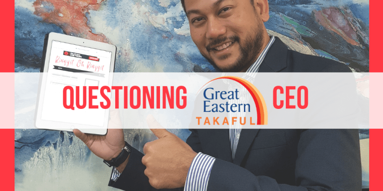[SPONSORED] I Asked 8 Hard Questions to Great Eastern Takaful's CEO