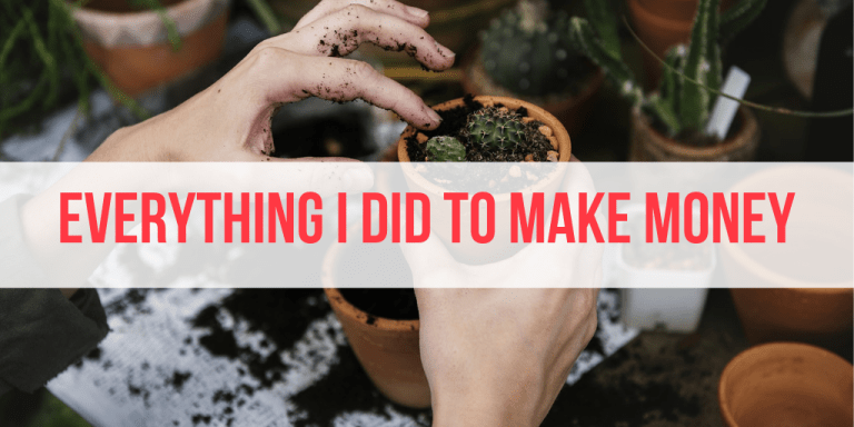 23 Things I've Done to Make Money in Malaysia (From Kid to Adult)