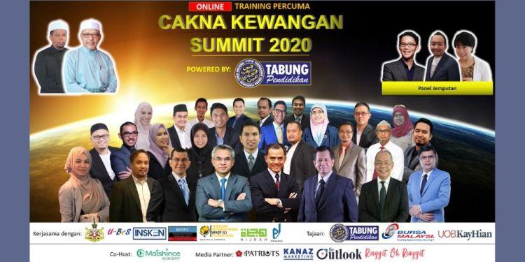 cakna kewangan summit 2020