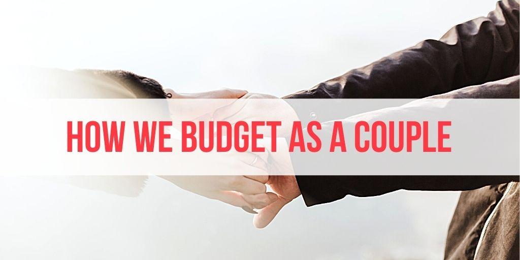 Budget As A Couple