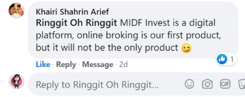 midf invest review