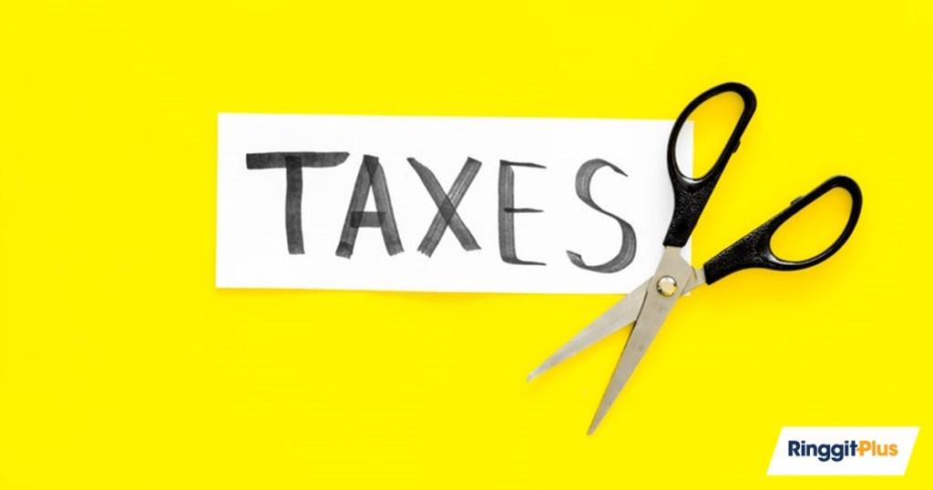 Tax reliefs refunds rebates