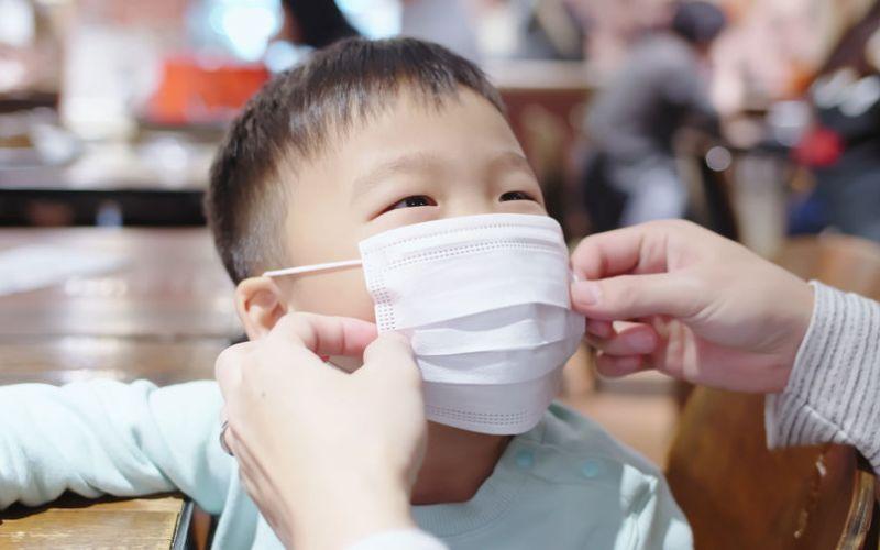 child virus mask