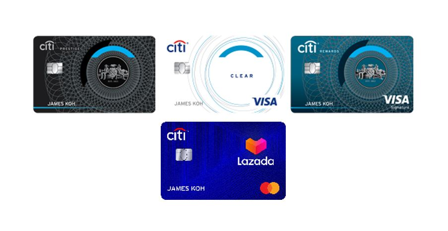 citi rewards cards