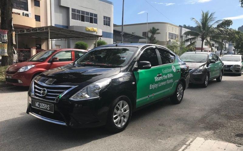 e-hailing drivers