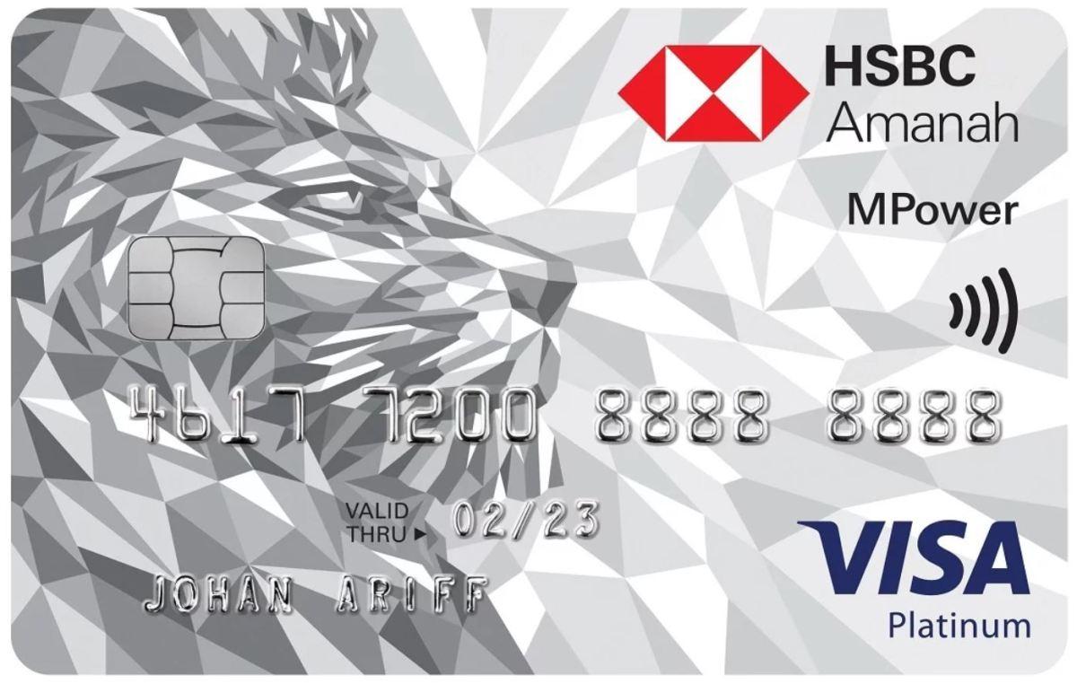 HSBC Amanah MPower Platinum Visa