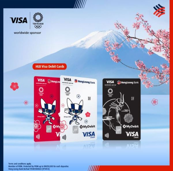Hong Leong Bank Olympic Debit Cards-2