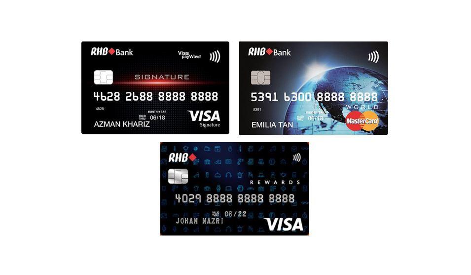 RHB Credit Cards