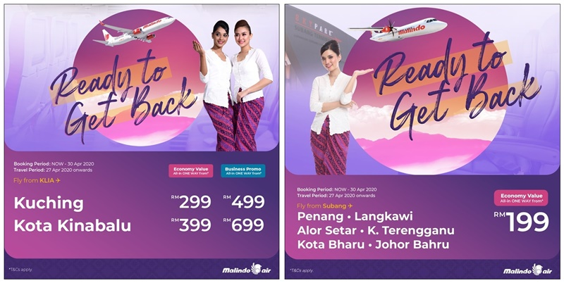 malindo air offers