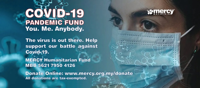 mercy malaysia-covid 19 fund