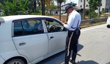 pdrm traffic summons