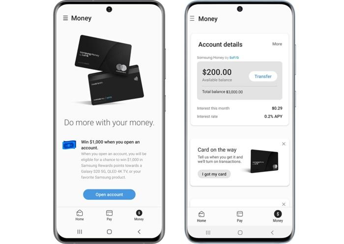 samsung money by sofi 2
