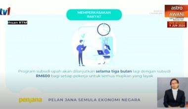 salary subsidy programme