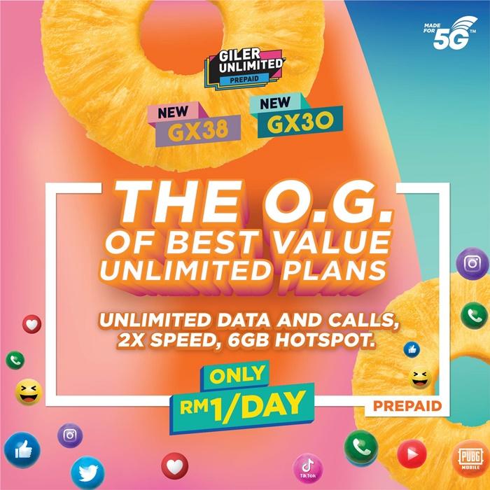 u mobile giler unlimited prepaid plans 1