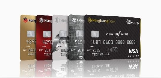 hong leong bank credit cards