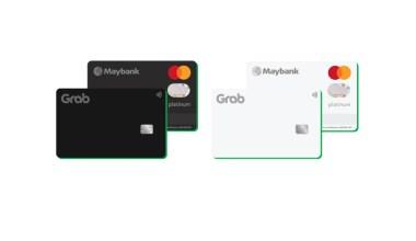 maybank grab mastercard