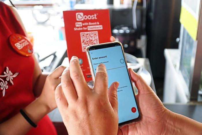 boost e-wallet 1
