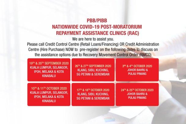 public bank post-moratorium open days