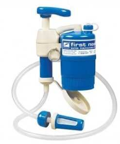 First Need XLE Portable Water Purifier