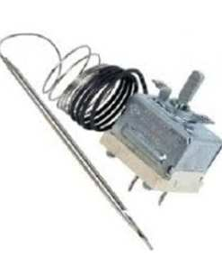 UNIVERSAL OVEN THERMOSTAT 16 AMP 240VOLTS 52 - 265 DEGREES CELCIUS