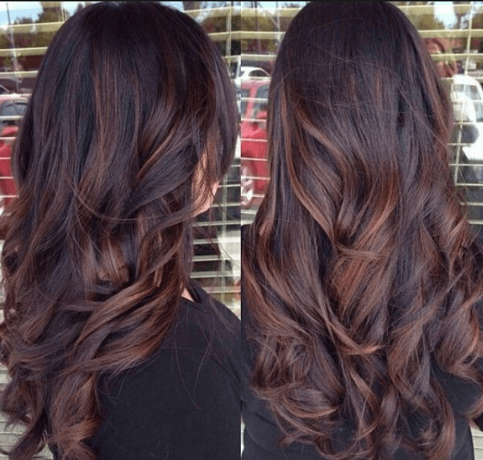 Brown hair w red highlights image collections hair extension dark reddish brown hair color with highlights hairsstyles 60 brilliant brown hair with red highlights pmusecretfo pmusecretfo Image collections