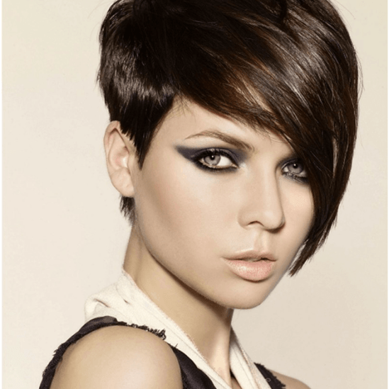 Extra Length Side Hairstyle For Women