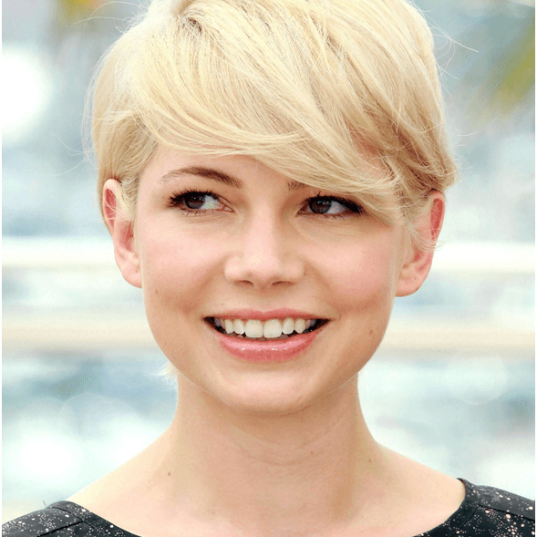 Volume Pixie Hairstyle For Women