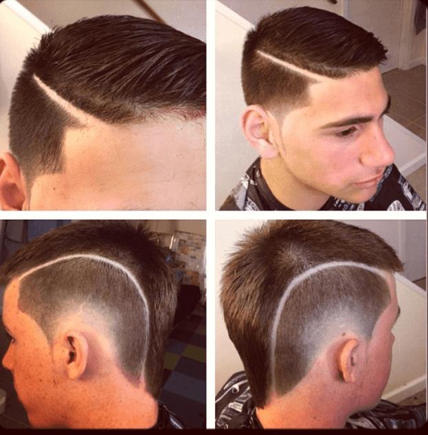 Designed Haircut
