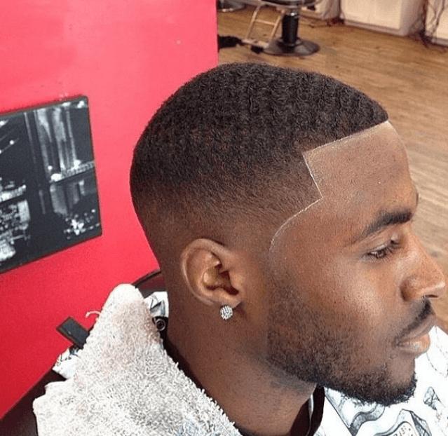 Low Fade Haircut For Black Men