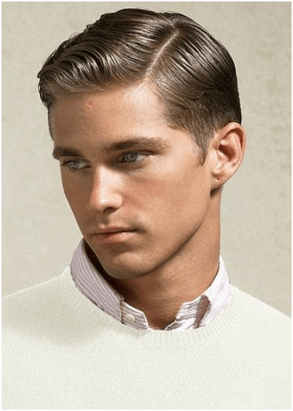 Short Pompadour Hairstyles for Men