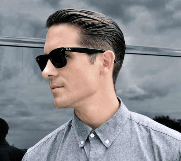 Short and Clean Buzz Hairstyle For Men