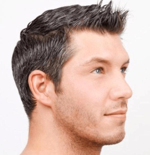 Spiky Fringe Hairstyles