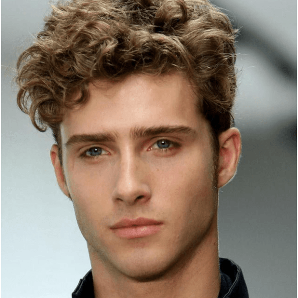 Tousle Hairstyles for Men