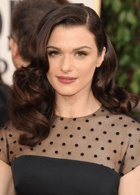 Vintage Curls Hairstyle for Thin Hair