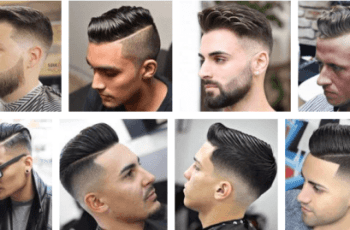 Best Comb Over Fade Haircut For Men
