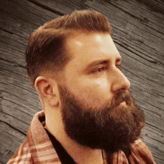 Lumberjack Taper Fade
