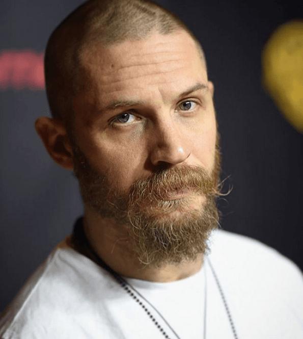 Clean Cut with Beard