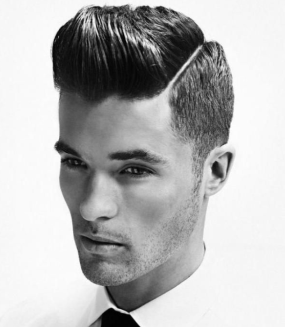 Retro Styled Professional Cut