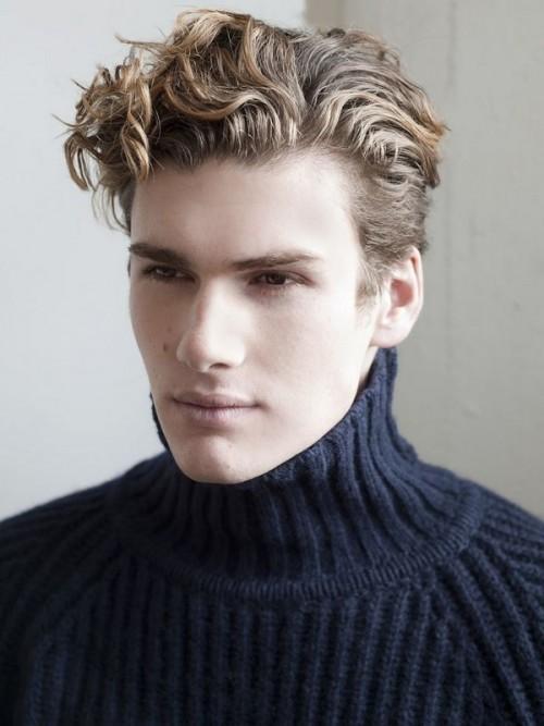 Clean wave Hipster Haircut