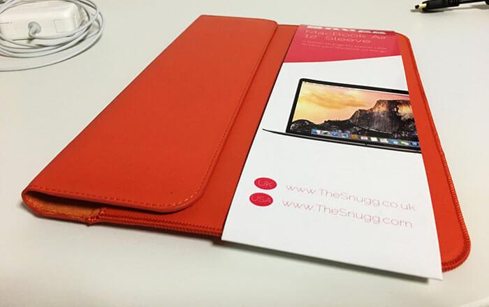 Snugg MacBook ケース 1