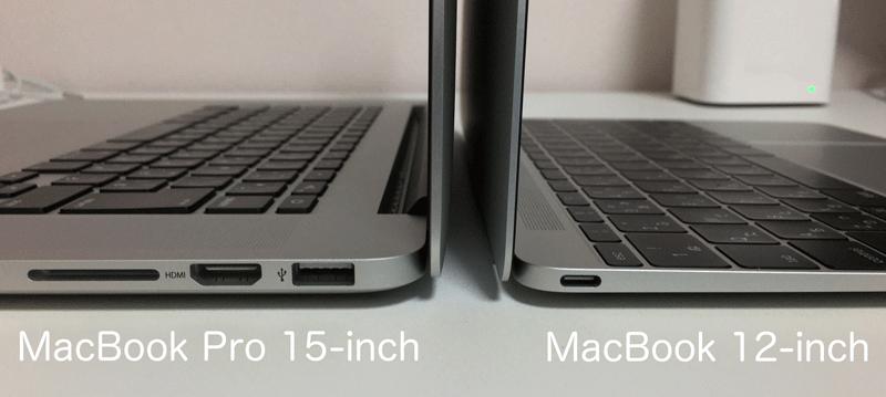 MacBook Early2016 レビュー 3