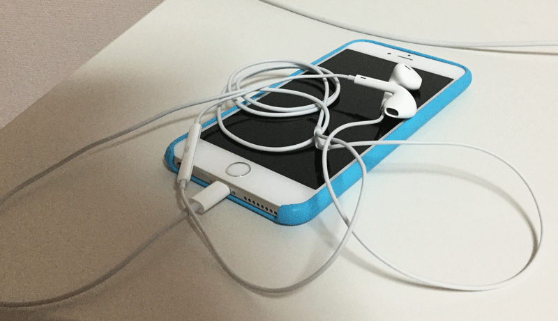 EarPods with lightning 1