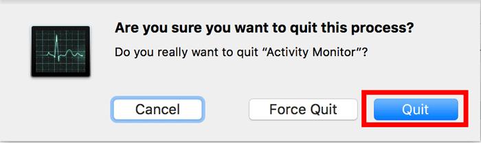 Macのアプリを強制終了させる3つの方法 4