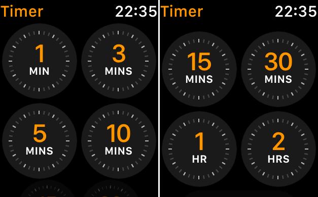 Apple Watchのタイマー機能の使い方とメリット 2