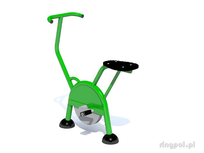 Siłownia plenerowa Rowerek ZPJ-11