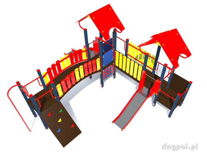 plac zabaw Lukrecja z017h