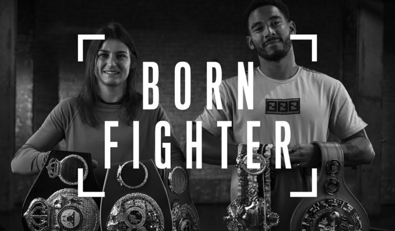 Matchroom Boxing's Born Fighter | Katie Taylor (Episode 6)