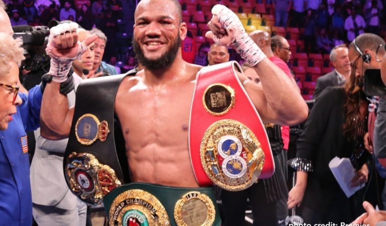"""Unified World Super Welterweight Champion Julian """"J Rock"""" Williams gives update on Hurd rematch, discusses his career ambitions"""