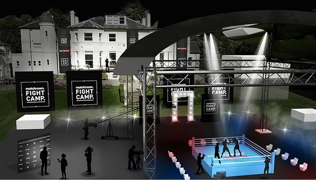Eddie Hearn set to make boxing the U.K's first sport to bounce back from the Covid 19 epidemic