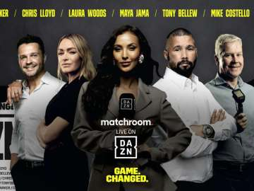 MEET THE NEW MATCHROOM AND DAZN UK COMMENTATORS AND PRESENTING TEAM LINE UP